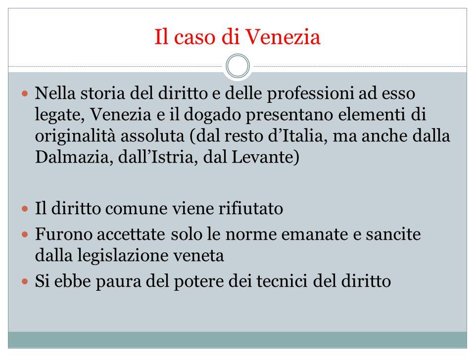 Il caso di Venezia