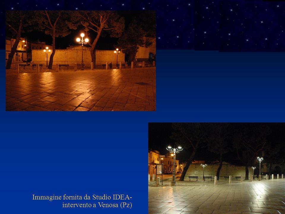 Immagine fornita da Studio IDEA- intervento a Venosa (Pz)