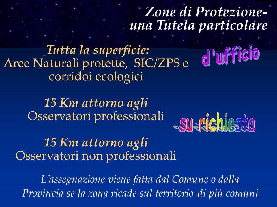 Zone di Protezione- una Tutela particolare