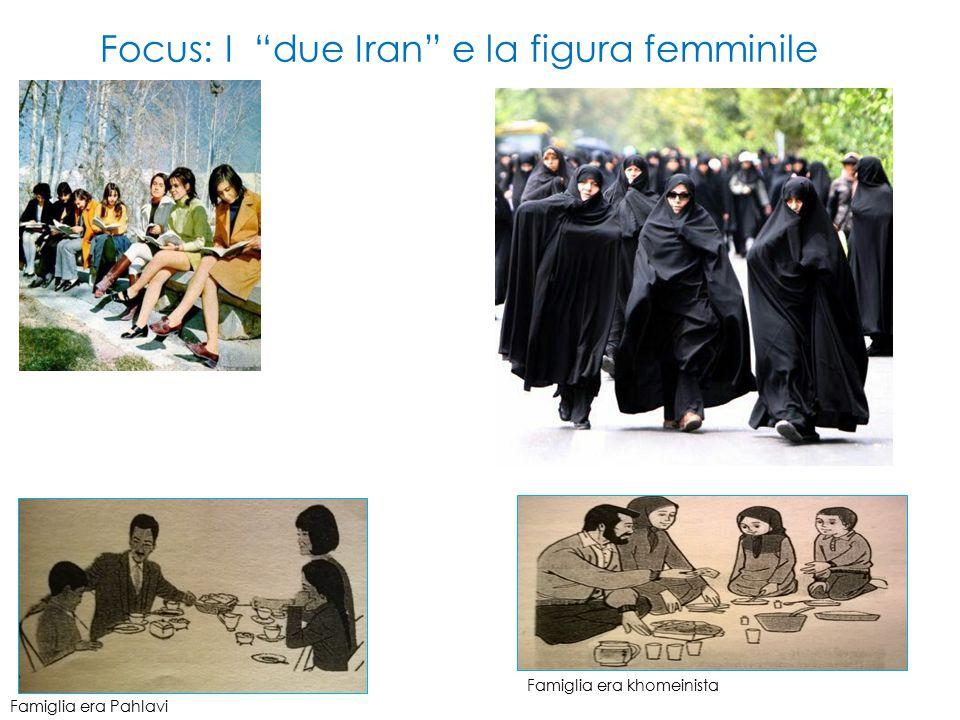 Focus: I due Iran e la figura femminile