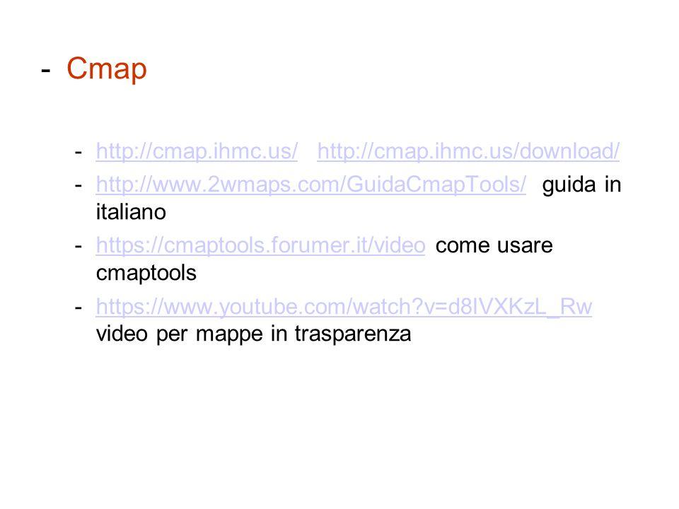 Cmap http://cmap.ihmc.us/ http://cmap.ihmc.us/download/