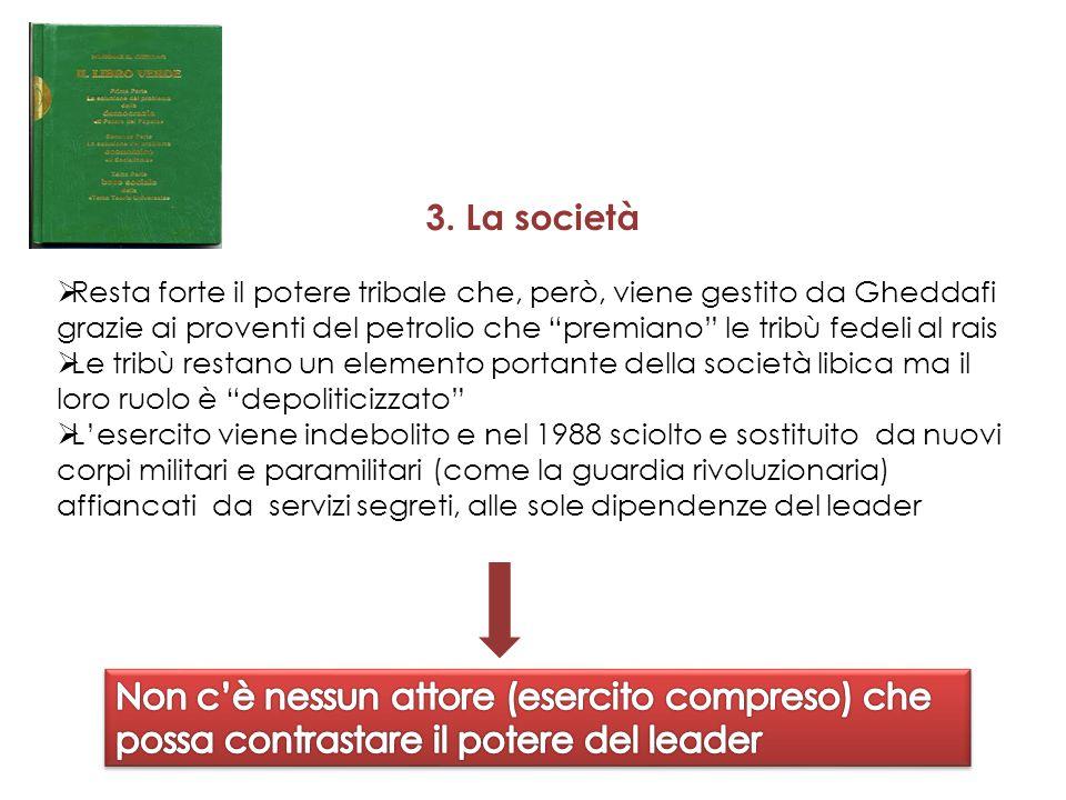3. La società