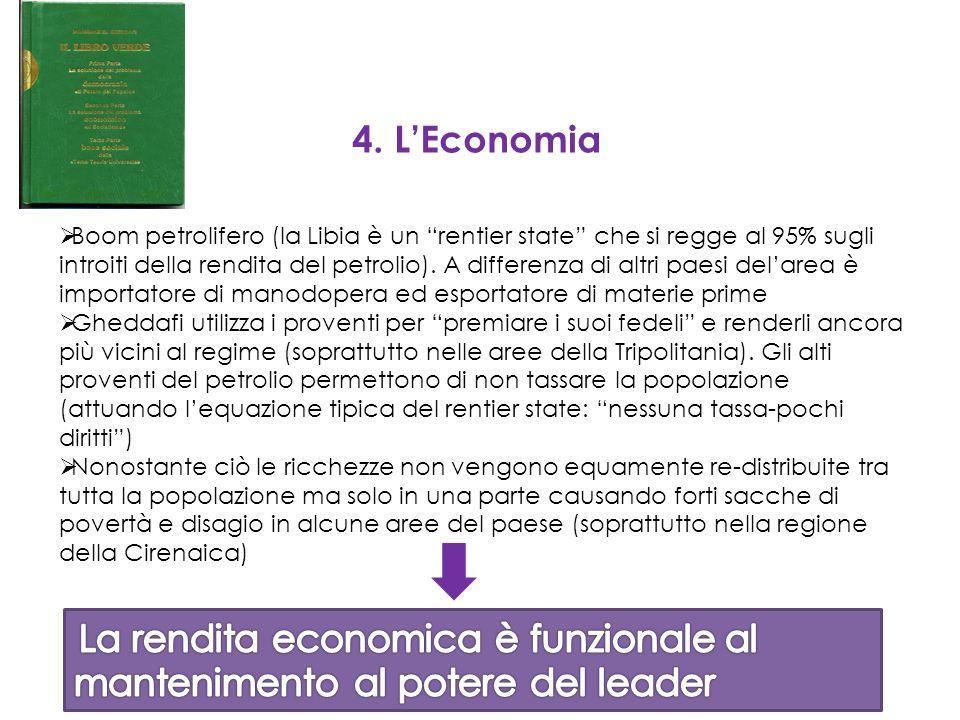 4. L'Economia