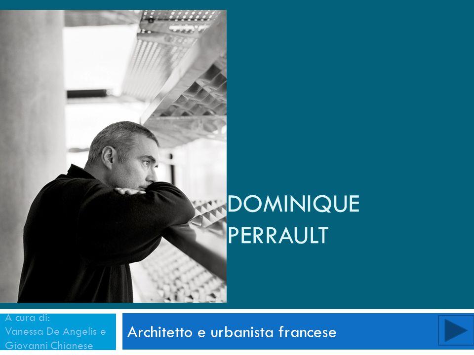 Architetto e urbanista francese