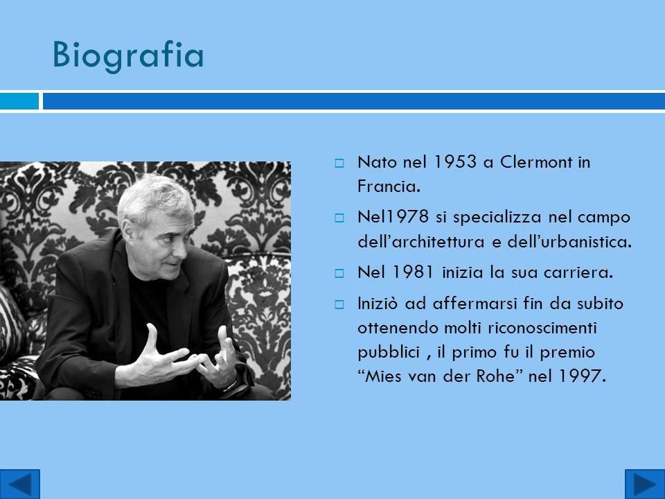 Biografia Nato nel 1953 a Clermont in Francia.