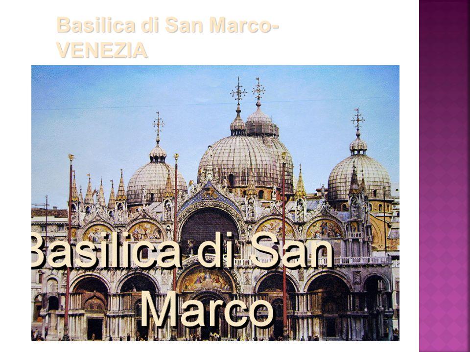 Basilica di San Marco-VENEZIA