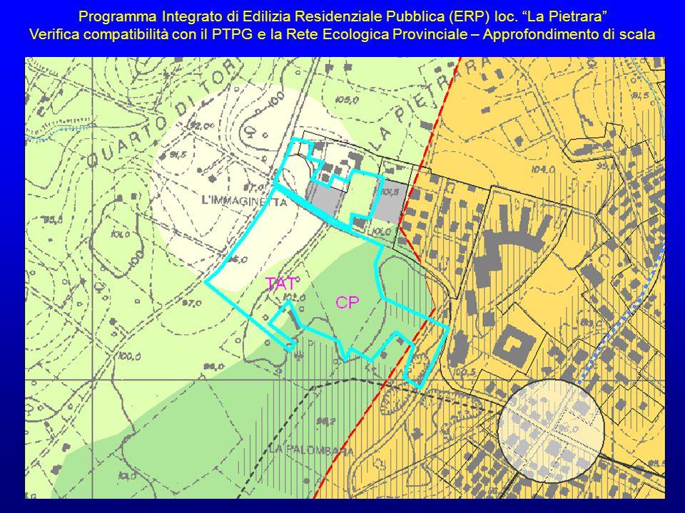 Programma Integrato di Edilizia Residenziale Pubblica (ERP) loc