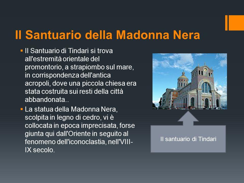 Il Santuario della Madonna Nera