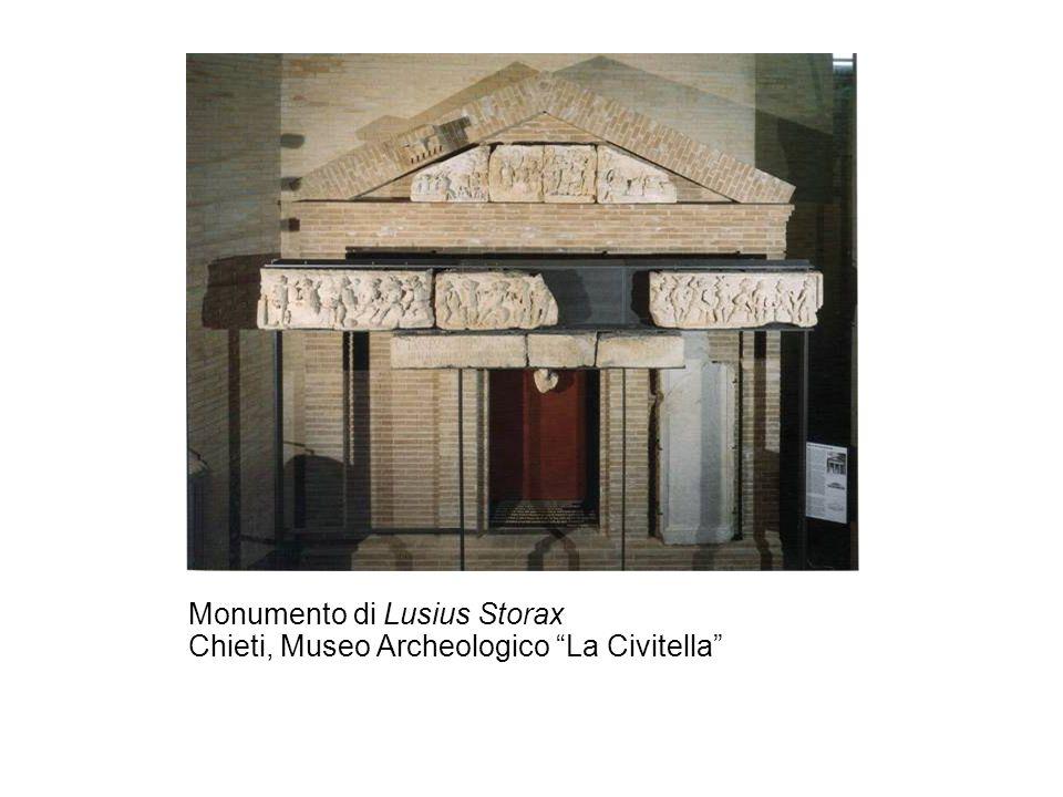 Monumento di Lusius Storax