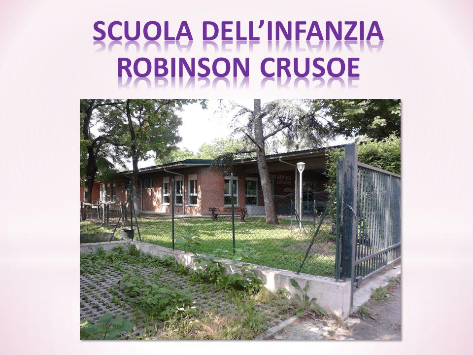 SCUOLA DELL'INFANZIA ROBINSON CRUSOE