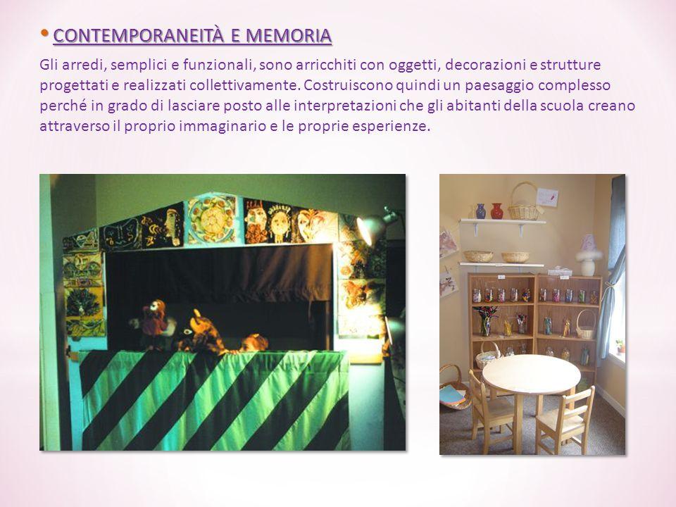 CONTEMPORANEITÀ E MEMORIA