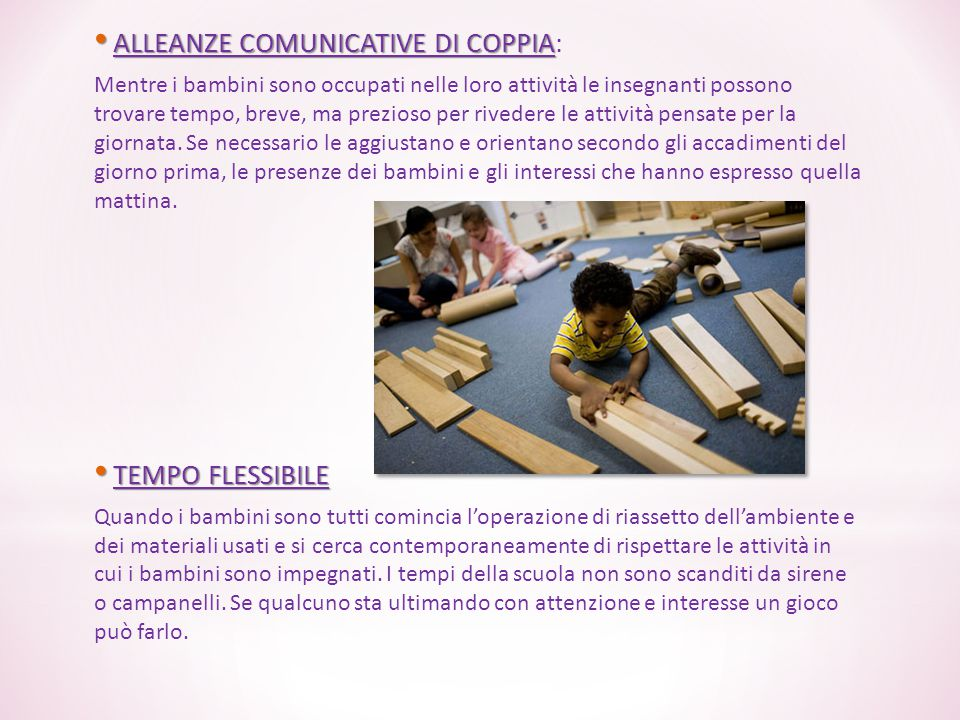 ALLEANZE COMUNICATIVE DI COPPIA: