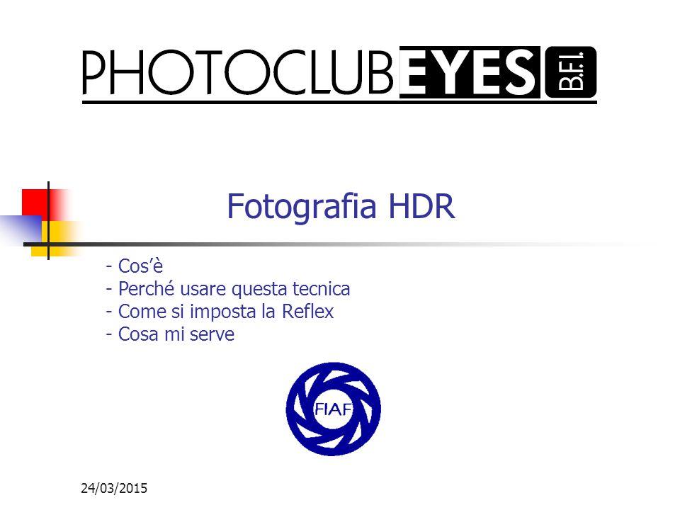 Fotografia HDR - Cos'è - Perché usare questa tecnica