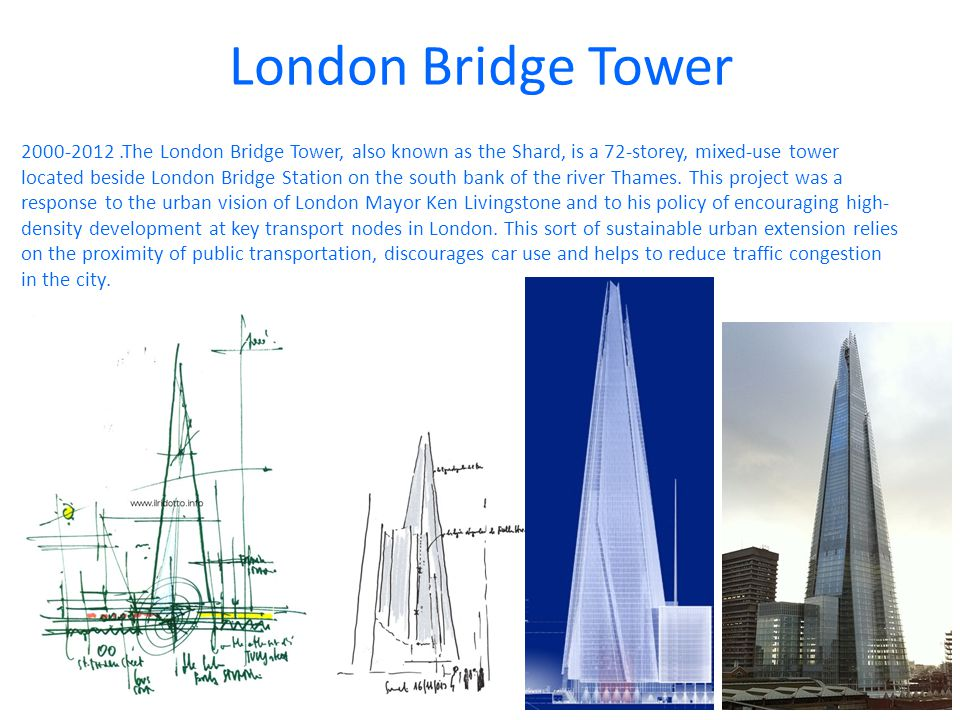 London Bridge Tower