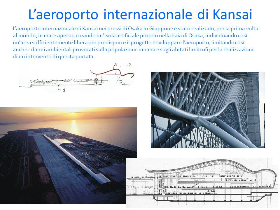 L'aeroporto internazionale di Kansai