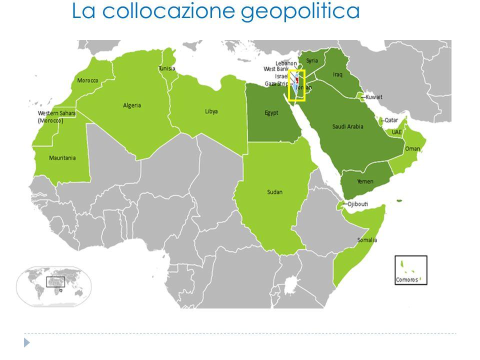 La collocazione geopolitica