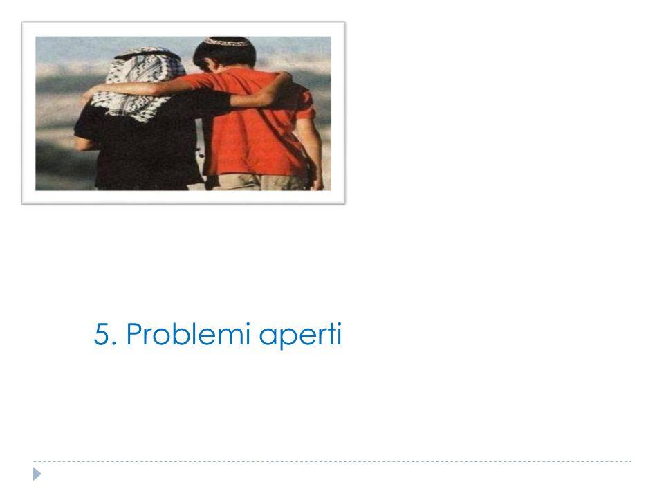 5. Problemi aperti