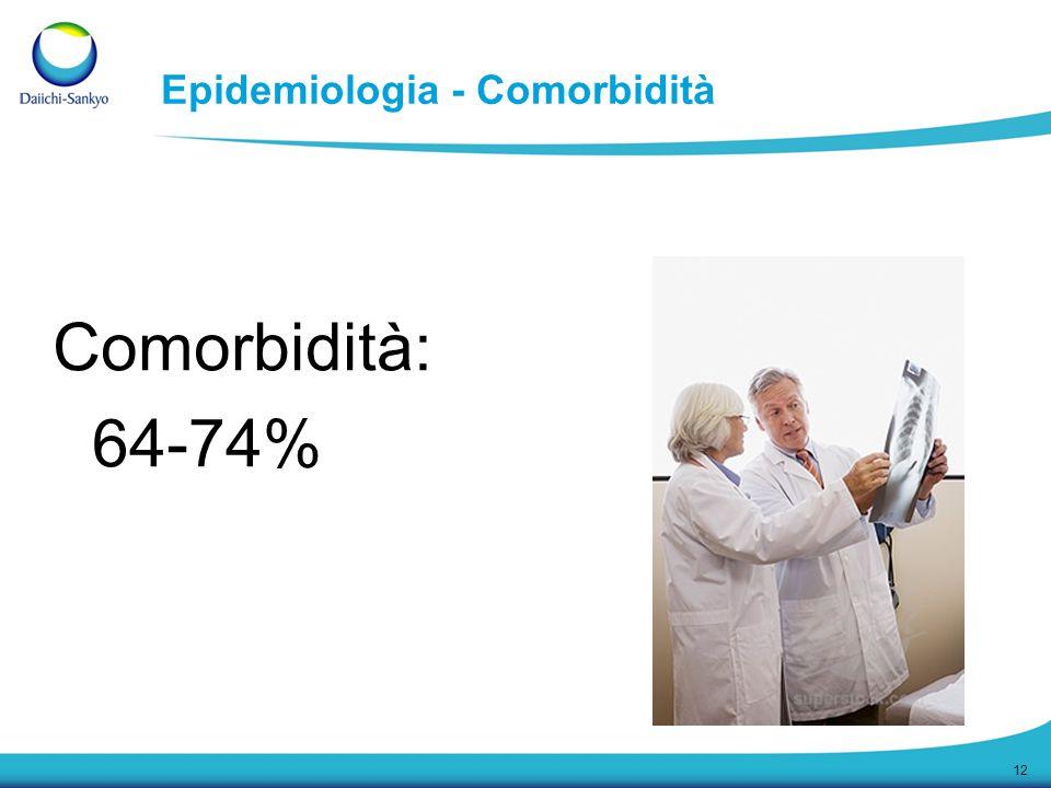 Epidemiologia - Comorbidità