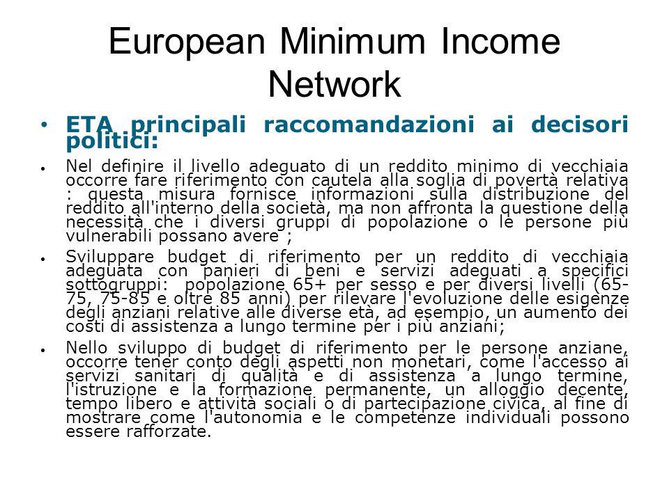 European Minimum Income Network