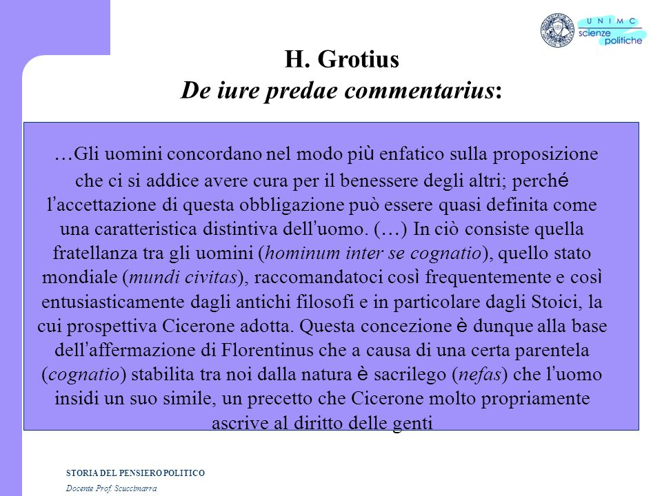 De iure predae commentarius: