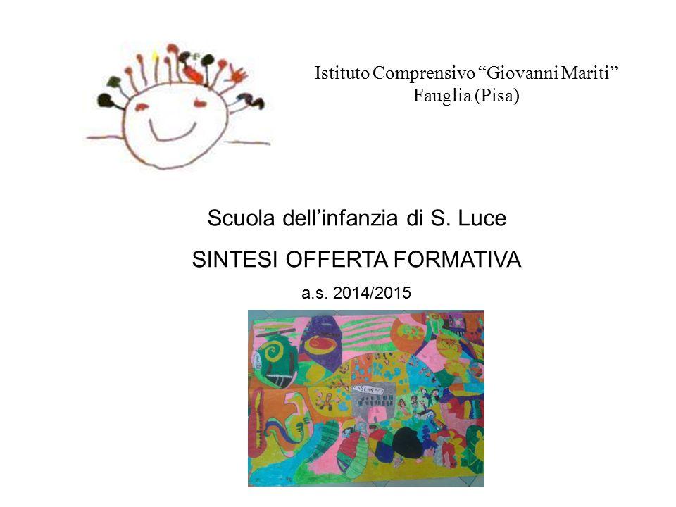 Istituto Comprensivo Giovanni Mariti Fauglia (Pisa)