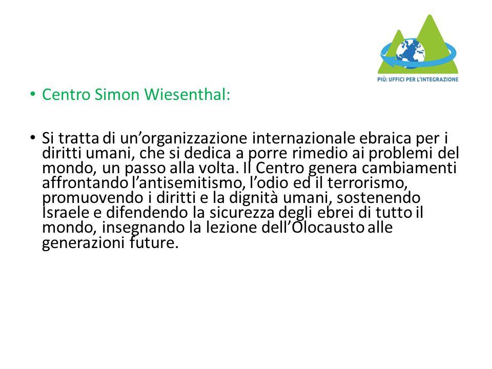 Centro Simon Wiesenthal:
