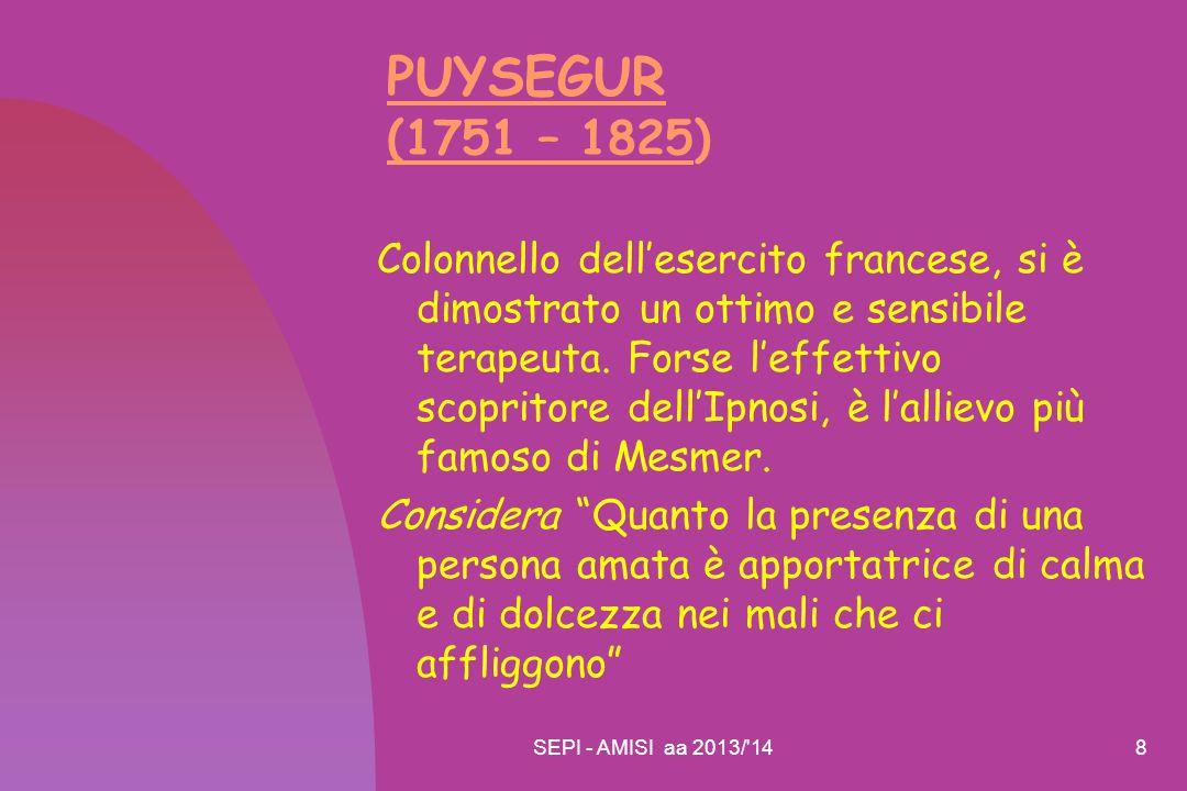PUYSEGUR (1751 – 1825)