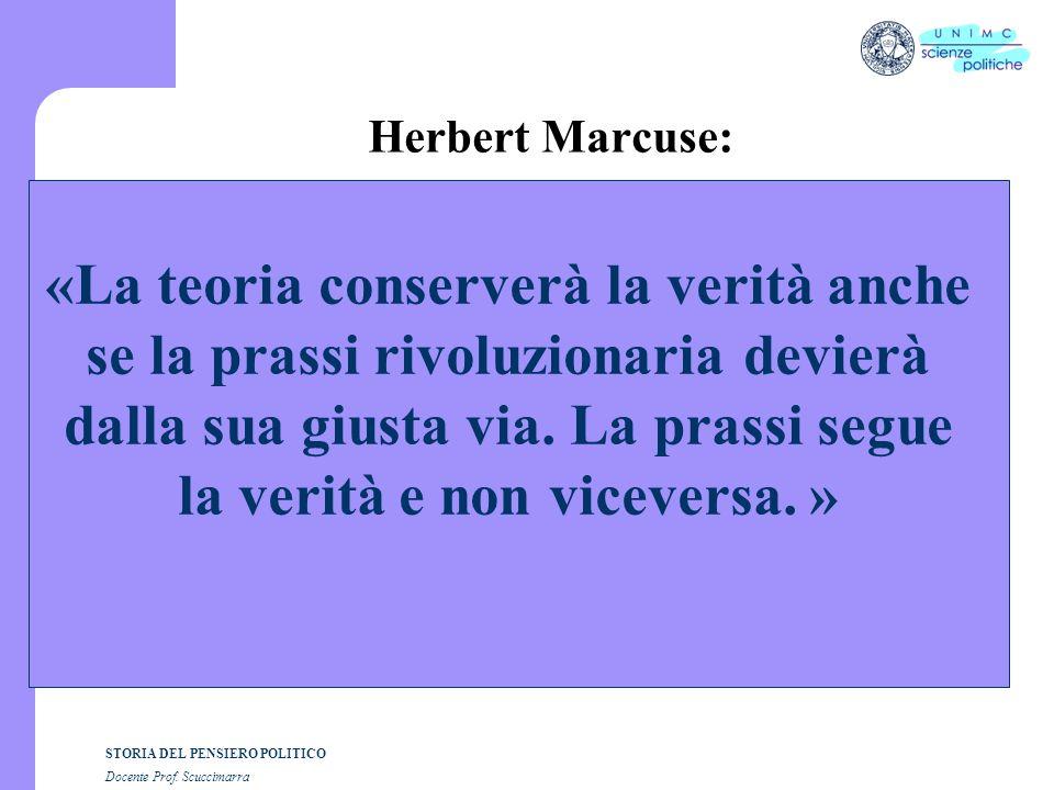 Herbert Marcuse: