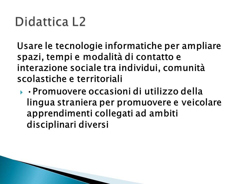 Didattica L2
