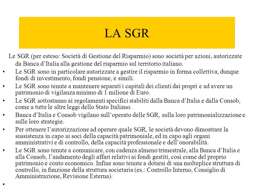 LA SGR