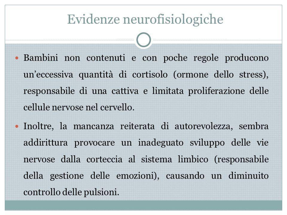 Evidenze neurofisiologiche