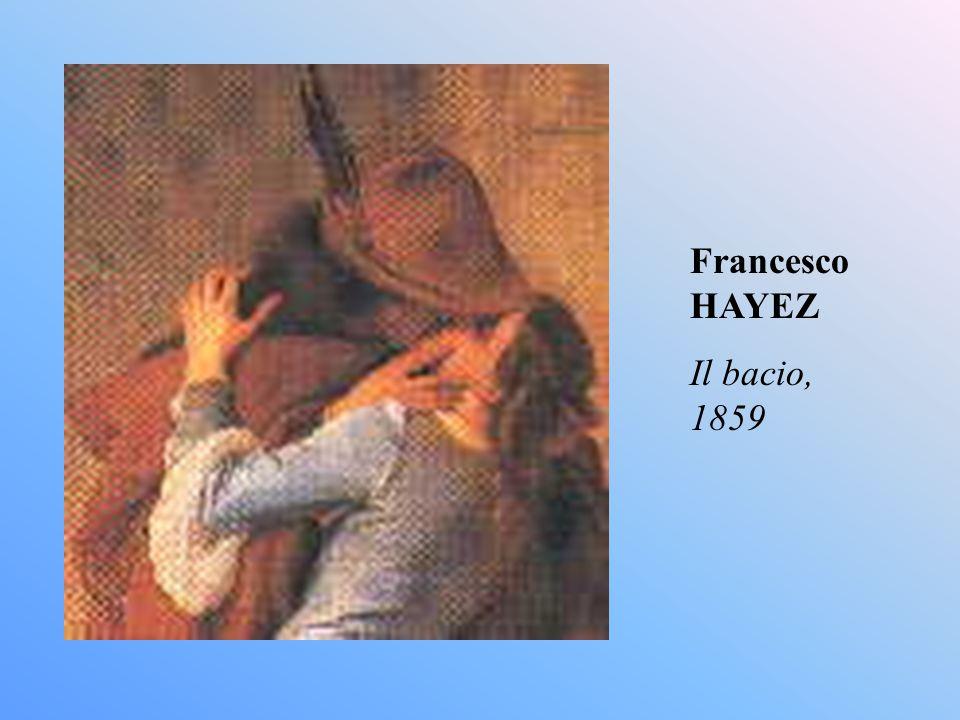 Francesco HAYEZ Il bacio, 1859
