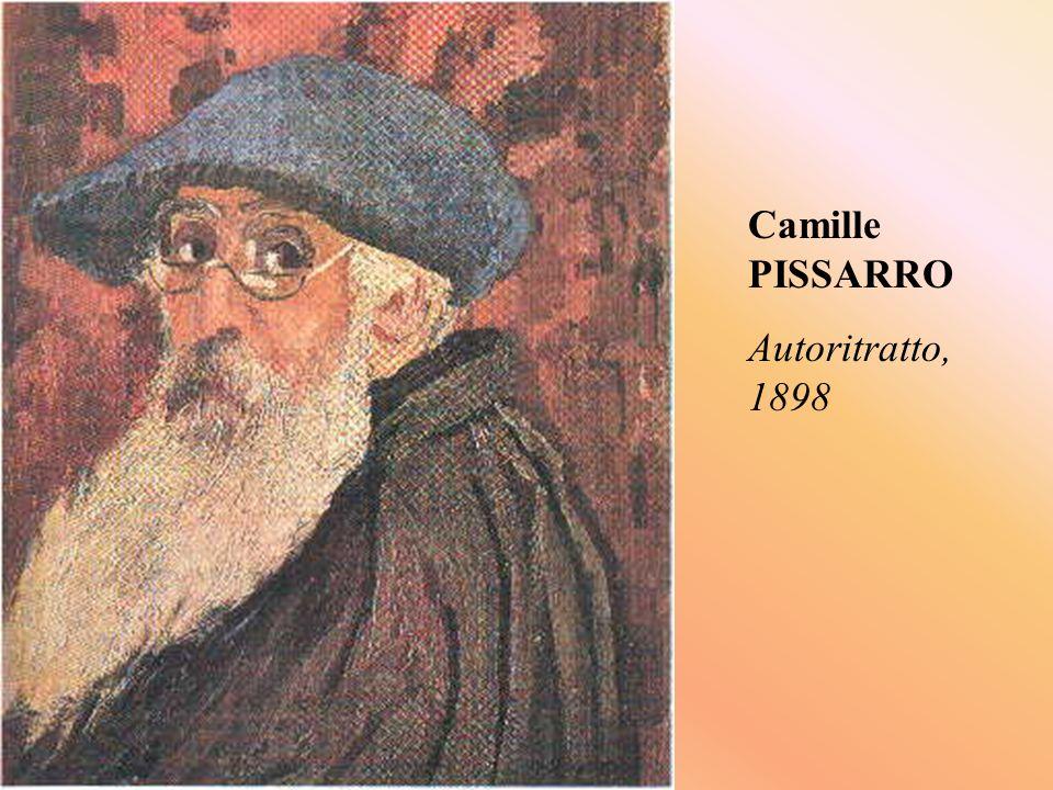 Camille PISSARRO Autoritratto, 1898