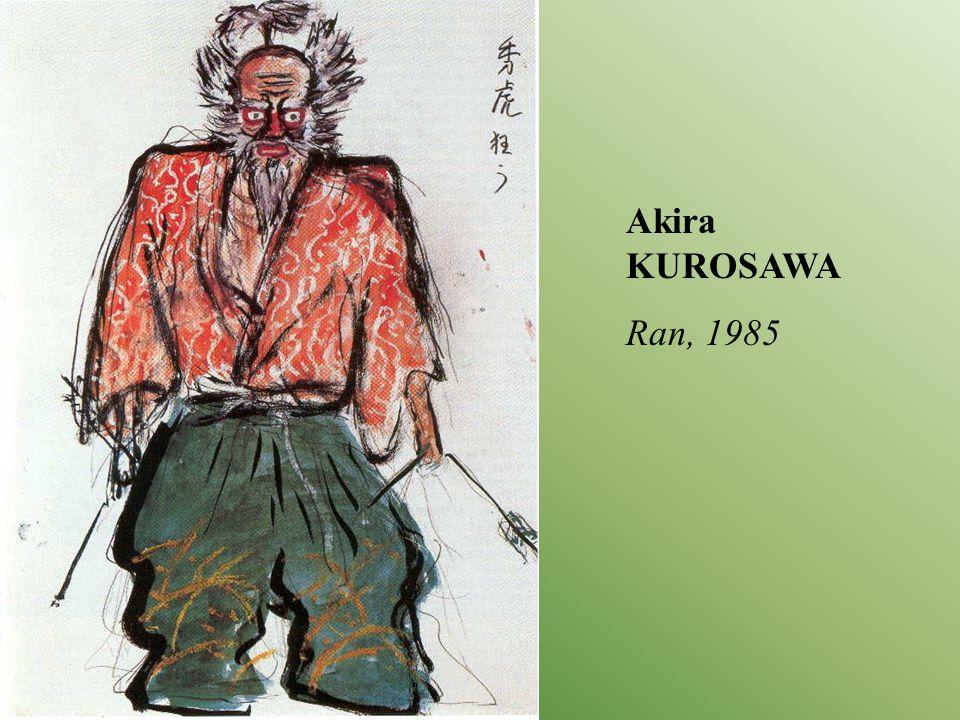 Akira KUROSAWA Ran, 1985