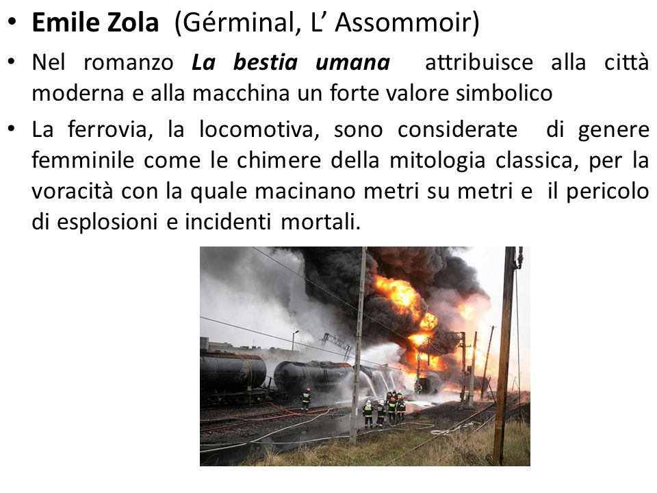 Emile Zola (Gérminal, L' Assommoir)