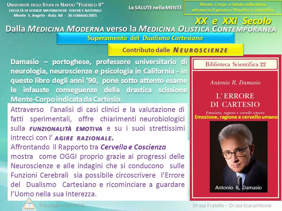 Università degli Studi di Napoli Federico II FACOLTÀ DI SCIENZE MATEMATICHE FISICHE E NATURALI Monte S. Angelo - Aula A8 - 26 febbraio 2015
