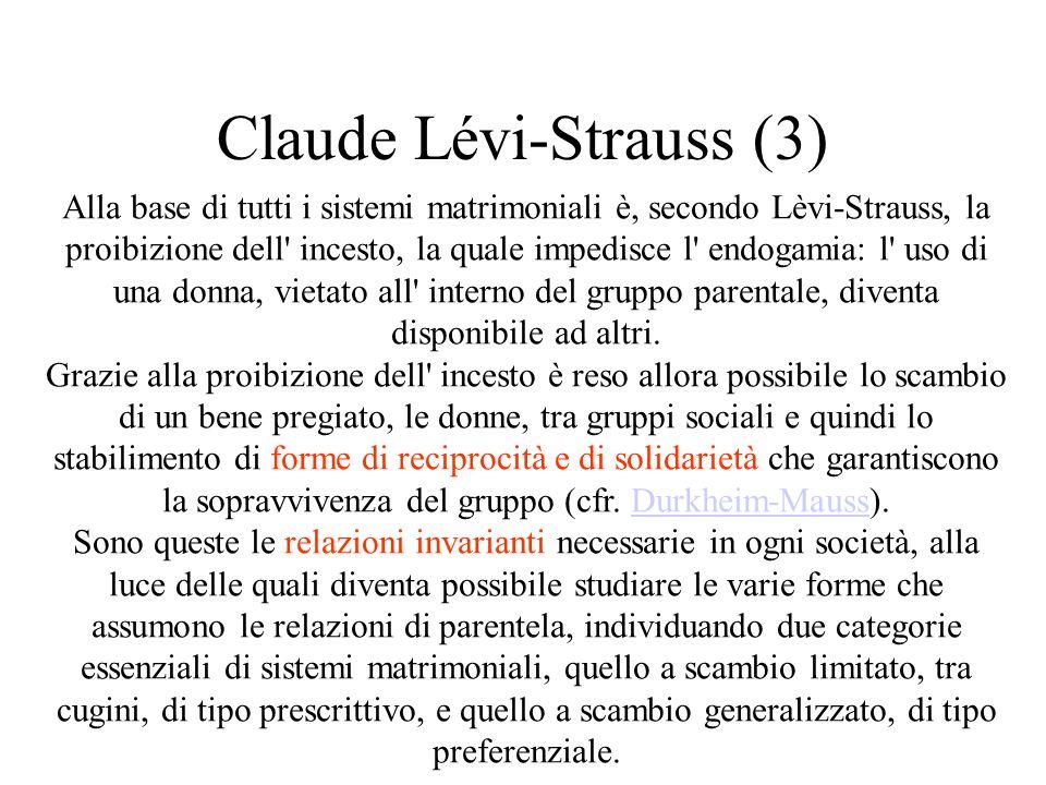 Claude Lévi-Strauss (3)