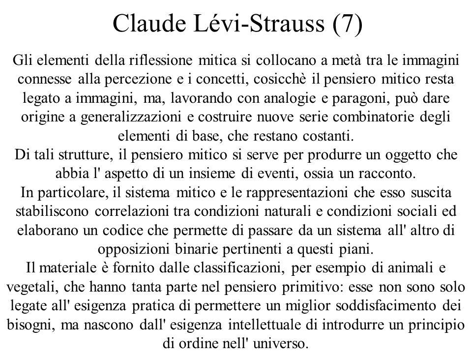 Claude Lévi-Strauss (7)