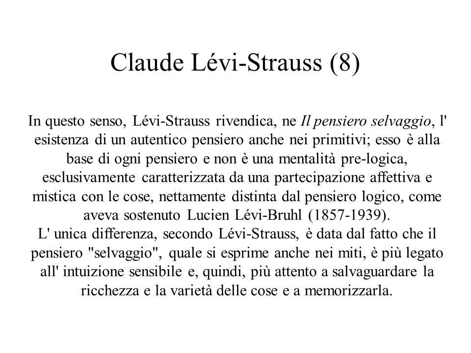 Claude Lévi-Strauss (8)
