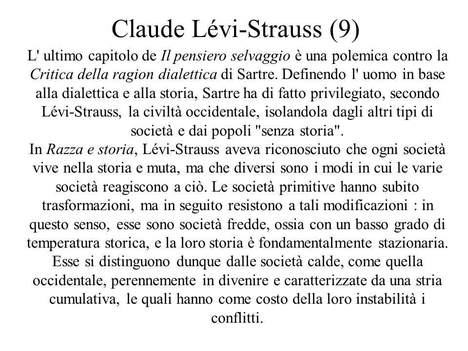 Claude Lévi-Strauss (9)