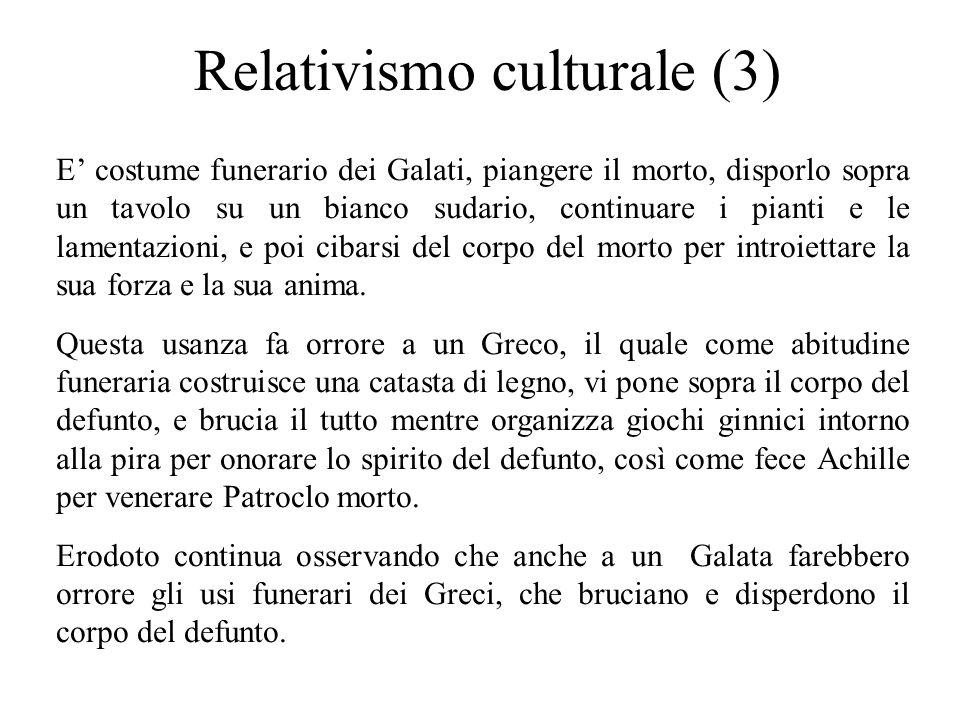 Relativismo culturale (3)