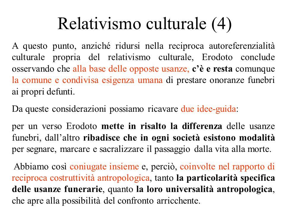 Relativismo culturale (4)