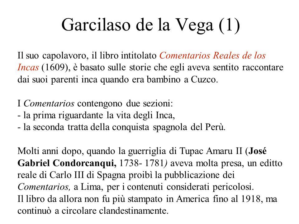 Garcilaso de la Vega (1)