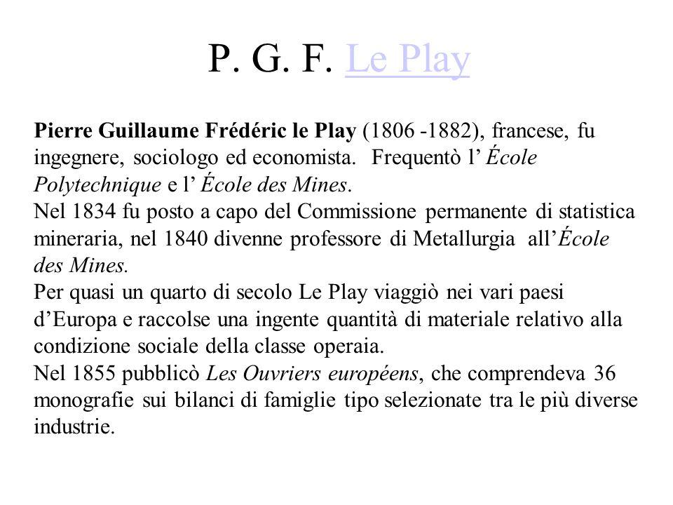 P. G. F. Le Play