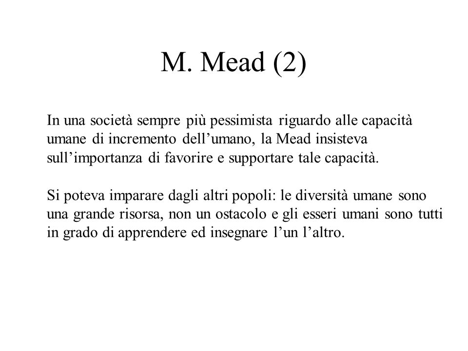 M. Mead (2)