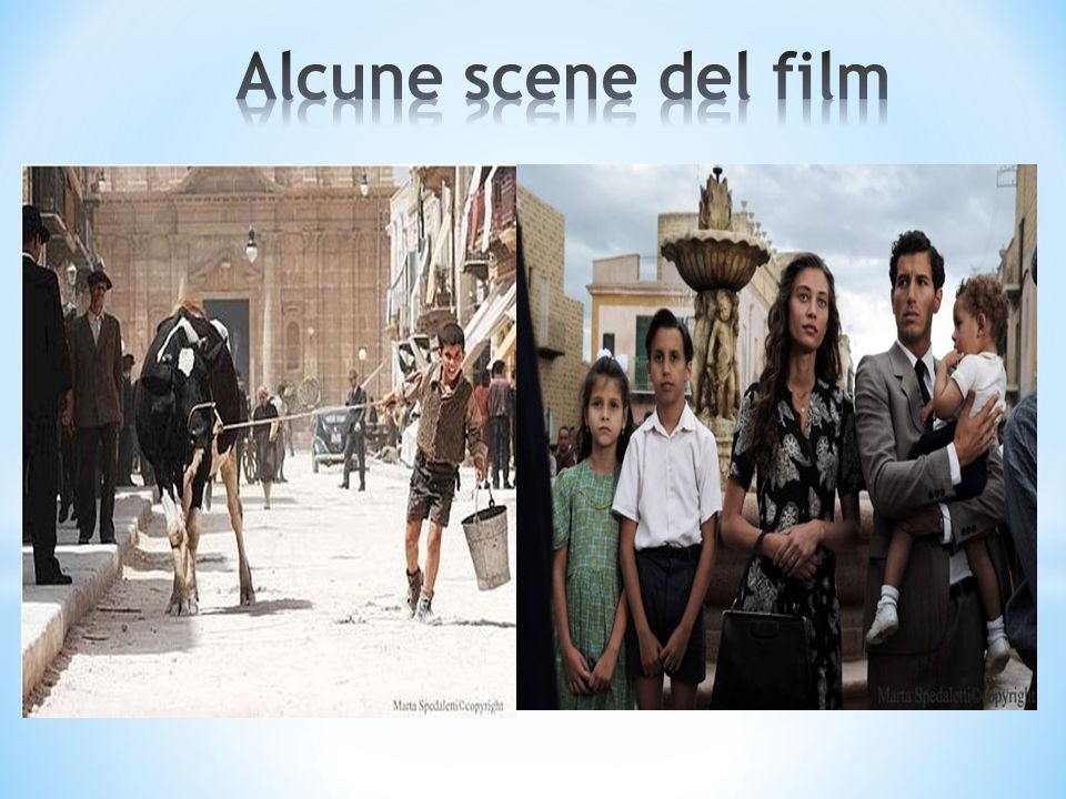 Alcune scene del film