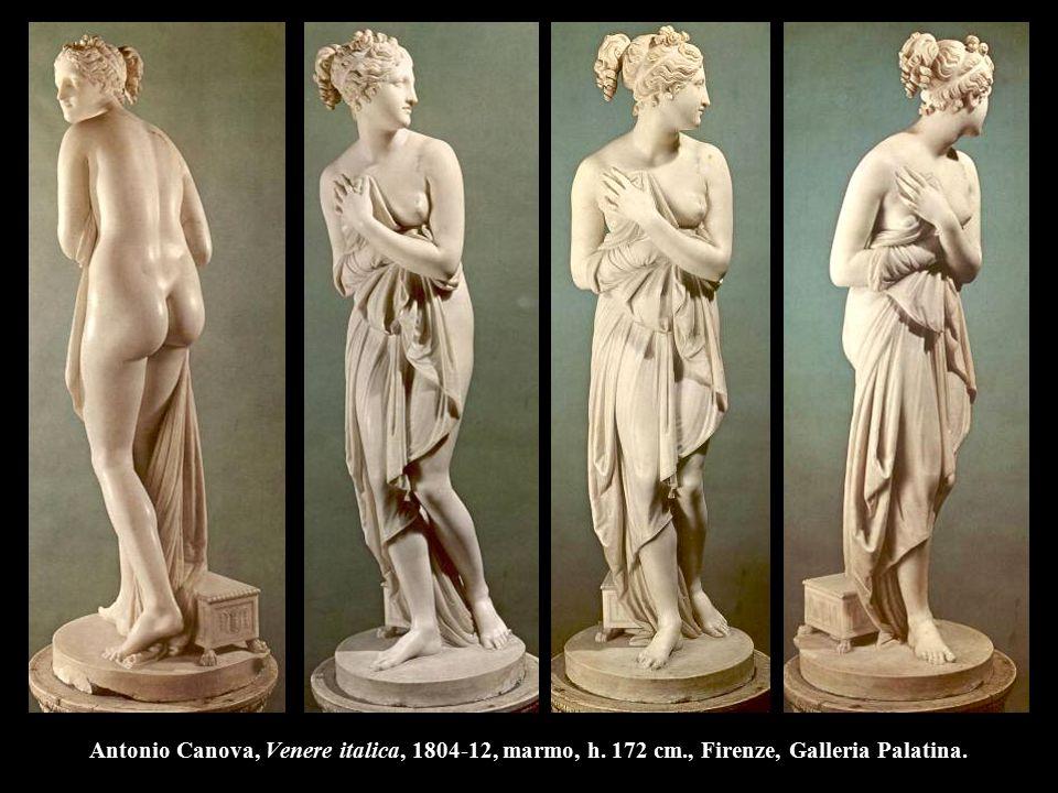 Antonio Canova, Venere italica, 1804-12, marmo, h. 172 cm