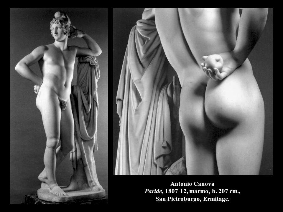 Antonio Canova Paride, 1807-12, marmo, h. 207 cm