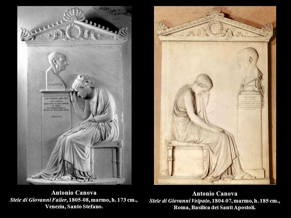 Antonio Canova Stele di Giovanni Falier, 1805-08, marmo, h. 173 cm