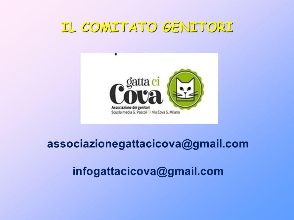 IL COMITATO GENITORI associazionegattacicova@gmail.com